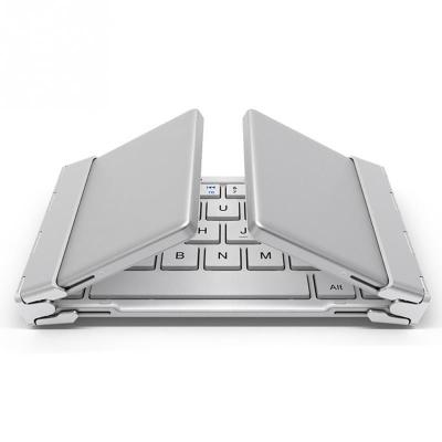 Intelligent Pocket Folding Keyboard