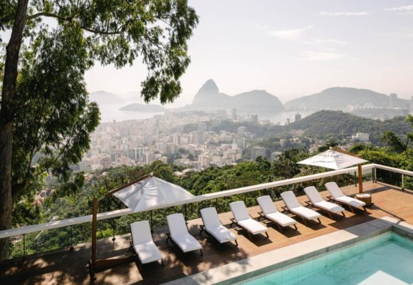 Hushed boutique escapes in Brazil